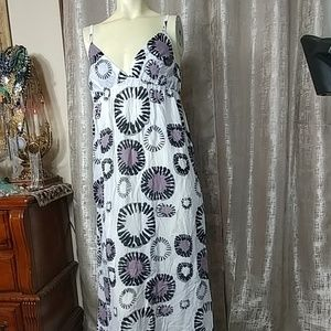 SABIA Summer Maxi Dress